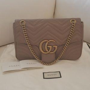 New Gucci Marmont handbag